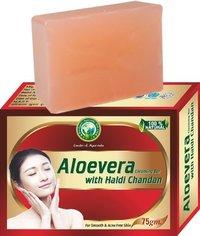 Aloe vera with Haldi Chandan Soap