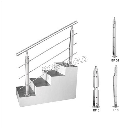 Steel Railing For Stairs in india