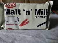 Malt N Milk Biscuits