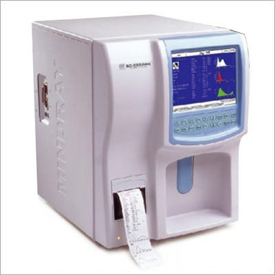 Vet 3 Part Automated Hematology Analyzer