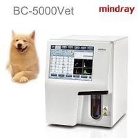 5 Part Veterinary Hematology Analyzer
