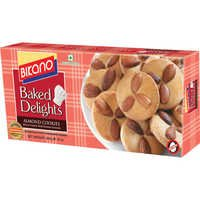 Baked Delight Almond Cookies