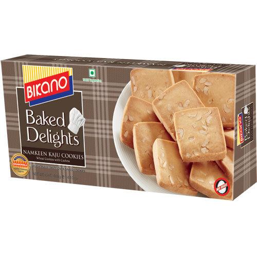 Baked Delight Namkeen Kaju Cookies