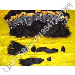 Indian Hair Bulk Remy Hair Weft Extension