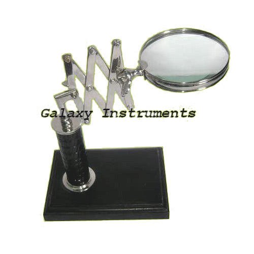 Adjustable Magnifying Glass