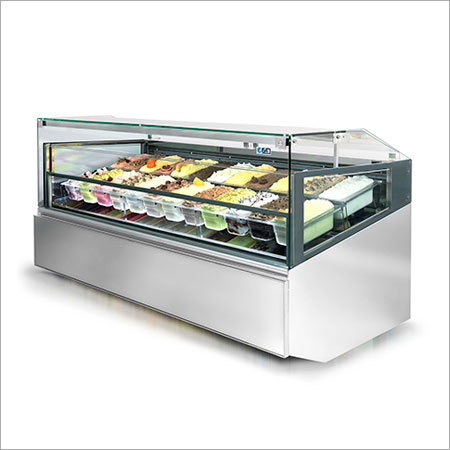 Gelato Supershow Pastry Counter