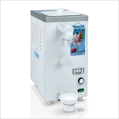 Ecowip G Montapanna Bianco Ice Cream Machine