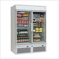 Tornado Upright Display Freezers