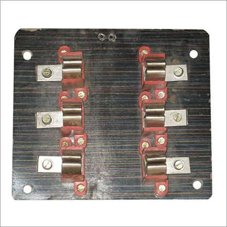 100 amps Disc Plate