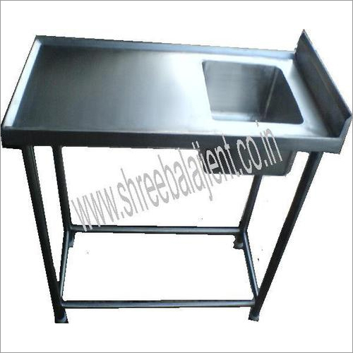 Single Sink Unit with Table