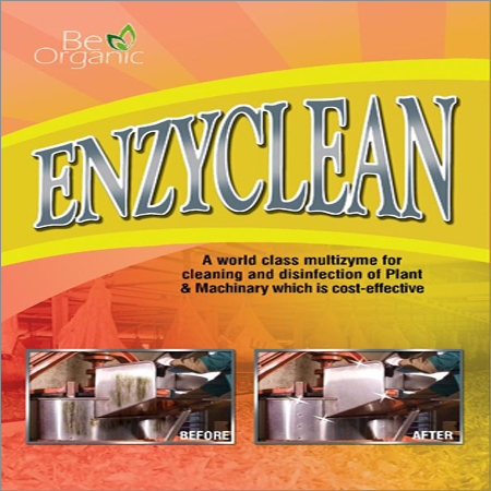 Enzyme Cleaners