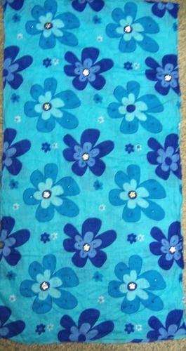 Flower Printed Fancy Scarves