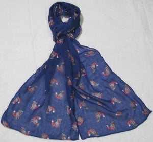 New Rayon Printed Stole