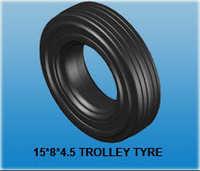 Trolley Tyre
