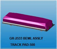 BEML Assly Track Pad