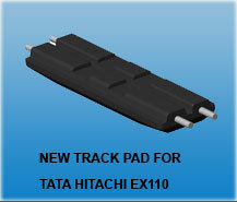 New Track For Tata Hitachi