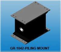 GR-1042 A PILING MOUNT