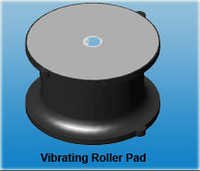 Vibrating Roller Pad