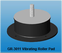 Vibrating Roller Pad
