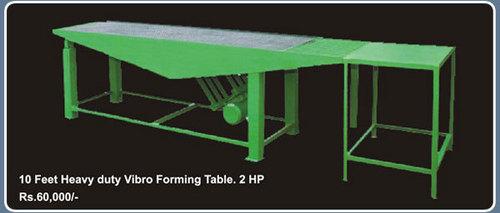 Vibro Forming Machine