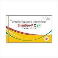 Glimitise-P 2 Sr Tablets