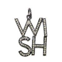 Fashionable Diamond Pendant