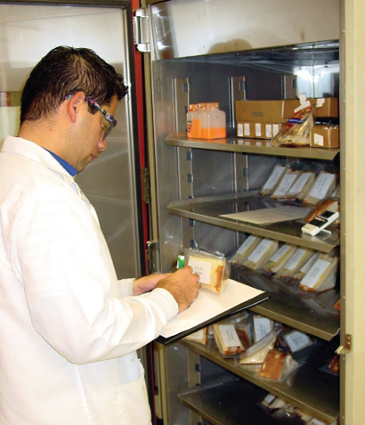 Foods Testing Service
