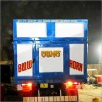 Open Truck Body