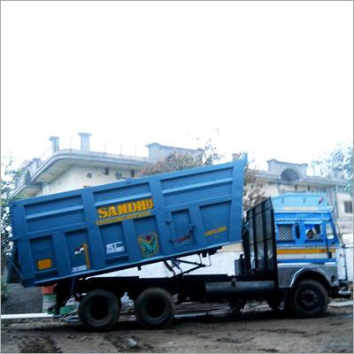Closed Body Trucks