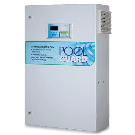 Swimming Pool Disinfection Systems