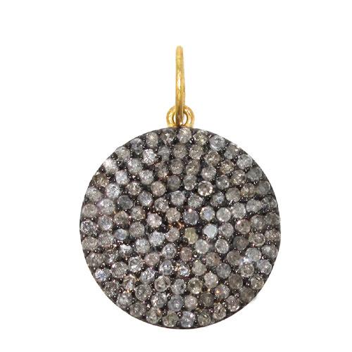 Diamond Charm Pendant Jewelry