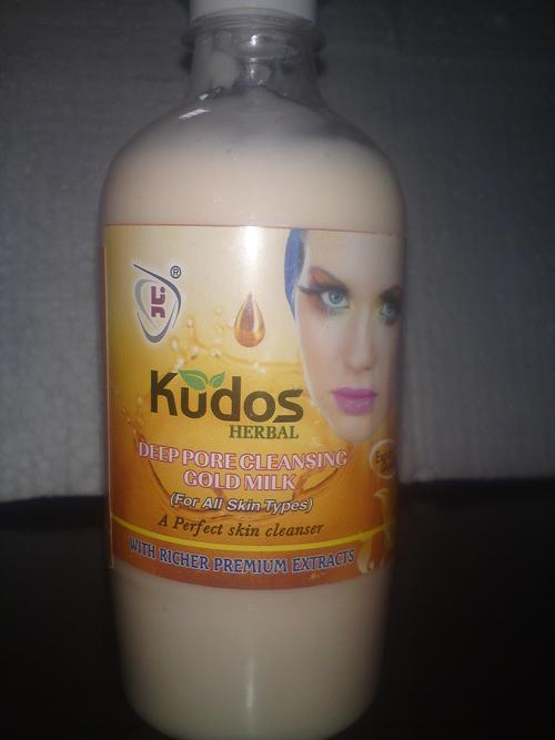 CLEANSING MILK-GOLD