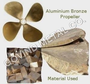 Aluminum Bronze Propellers