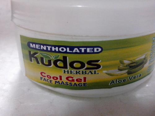 FACIAL MASSAGE COOL GEL-ALOE VERA---