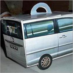 Car Toy Corrugated Box