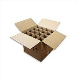 Corrugated Boxes With Partitions