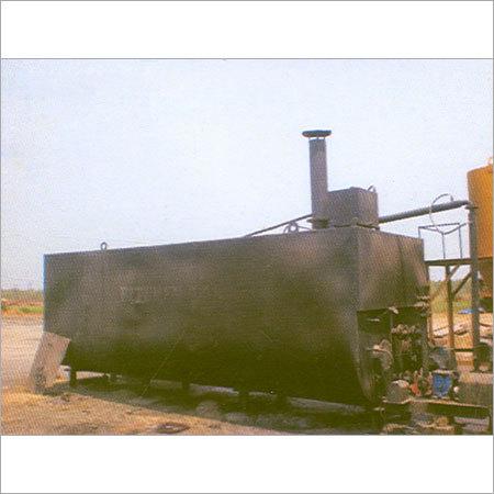 Horizontal Bitumen Storage Tanks