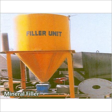 Mineral Filler Unit