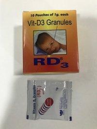 RD3 Granules