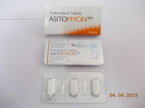 Astromycin 500 Tablets