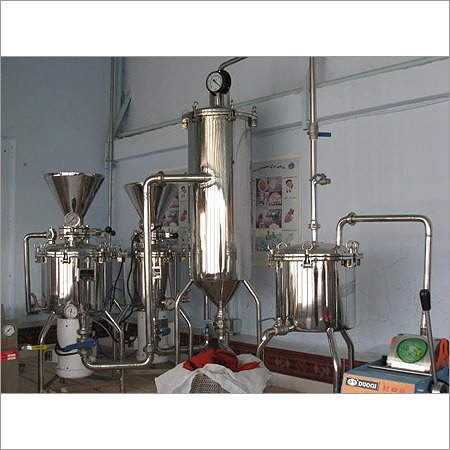 Big Soya Milk Extraction Equipments