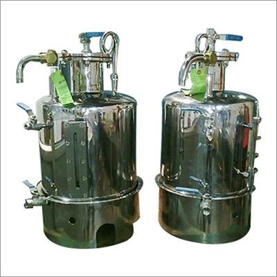 Tubular Gas Boiler