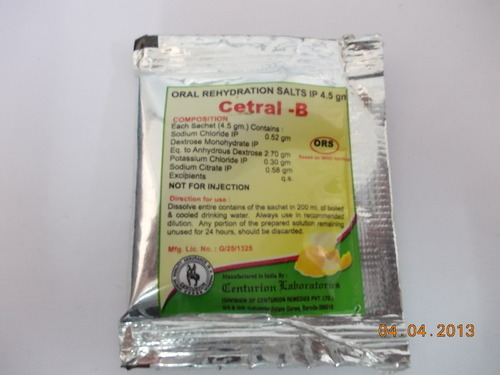 Oral Rehydration Salts I.P