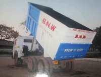 Industrial Truck Dumper