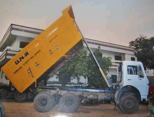 Truck Dumper Body