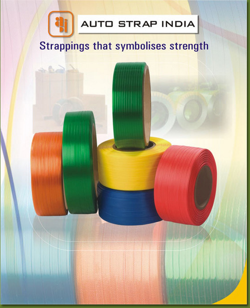 PP/PET Strap for Glass Industries