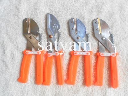 Garden secateurs