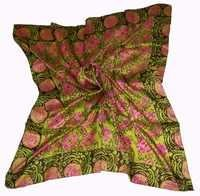 Square Silk Scarves