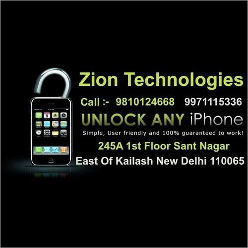 iPhone Unlocking