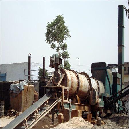 Industrial Hot Mix Concrete